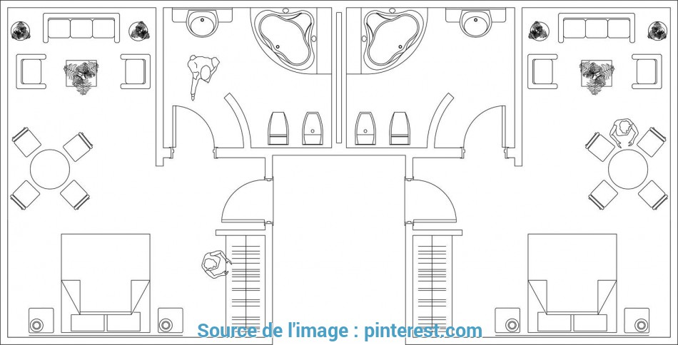 Semplice Gallery Of A Library Of Downloadable Architecture Drawings In, Format, 3