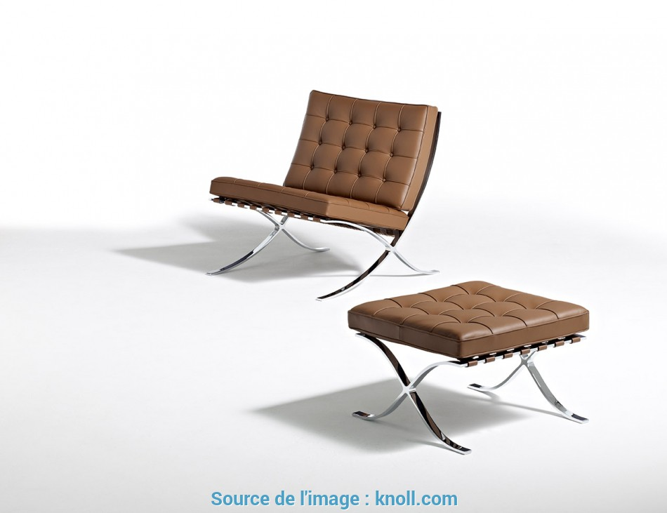 I Più Nuovi ... Mies Barcelona Collection Mies, Der Rohe Barcelona Chair Barcelona Stool