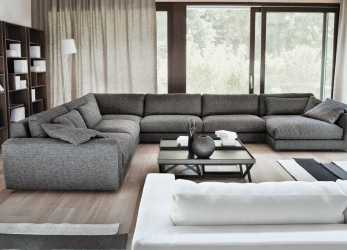 Magnifico Three-Seater Sofas: Sofa Fashion By Vibieffe