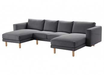 Meraviglioso Divani Rattan Ikea Excellent Luxury Curved Sectional Sofa, Top Ikea Norsborg Seat Sofa Year Guarantee