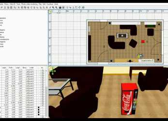 Antico Sweethome 3D Videotutorial Luci E Materiali
