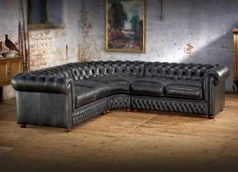 Originale Divani Chesterfield Originali Inglesi COLLINS & COOPER