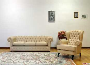 Migliore Types Of Upholstery, Chesterfield Sofa