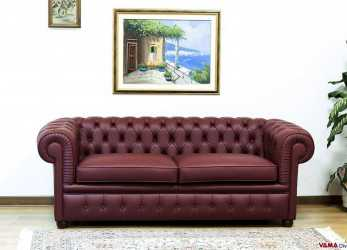 Preferito Divano Chesterfield Large