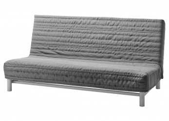 Unico IKEA, BEDDINGE LÖVÅS, Sofa Bed, Knisa Light Gray, , Extra Covers Make It Easy To Give Both Your Sofa, Room A, Look.Easily Converts Into A, Big