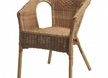 Speciale AGEN Chair, Rattan, Bamboo $34.99 Handwoven; Each Piece Of Furniture Is Unique. Stackable Chair; Saves Space When, In Use