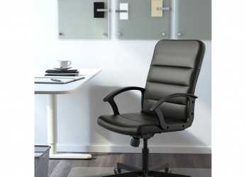 Semplice IKEA TORKEL Swivel Chair, Sit Comfortably Since, Chair Is Adjustable In Height