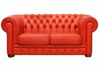 Originale Wonderful Italian, Leather Chesterfield Sofa In, Style Of Poltrona Frau At 1Stdibs