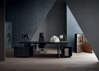 Eccezionale Jobs Desk Office Furniture By Rodolfo Dordoni, Poltrona Frau
