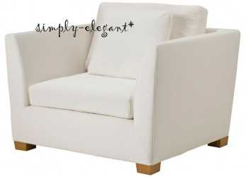 Freddo Details About IKEA Cover, IKEA Stockholm, Seat Chair Rostanga White Armchair Slipcover