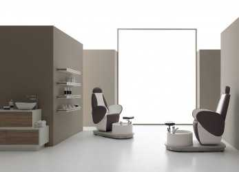 Bello EDGE Podiatry Chair, Vismara Benessere