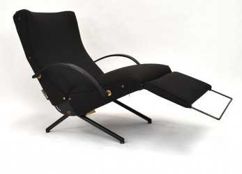 Unico Vintage Model, Lounge Chair By Osvaldo Borsani, Tecno
