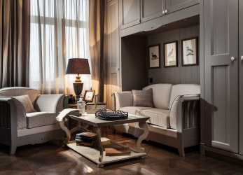 Stupefacente Poltrone E Sofa Pordenone Lusso English Mood Country Style Apartment In Moscow Of Poltrone E Sofa