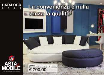 Premio Asta, Mobile Catalogo 2012