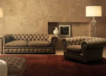 Trending Canapé Chesterfield / En Cuir, Places, Places CHESTER, By Renzo Frau POLTRONA FRAU