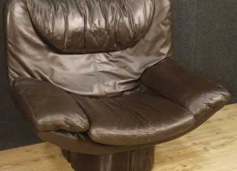 Elegante Details About Armchair Italian Design Furniture Living Room Chair Leather Style, Seatings
