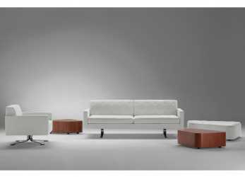 Sbalorditivo Kennedee 3 Seater Sofa By Poltrona Frau. Design By Jean Marie Massaud Shop Online On CiatDesign